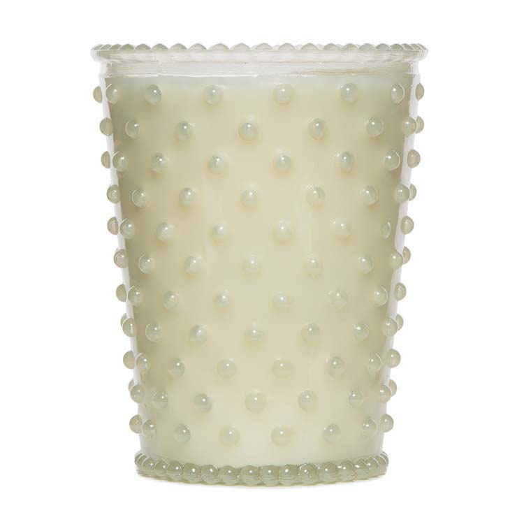 Simpatico hobnail candle 42 white flower candles off main mightylinksfo