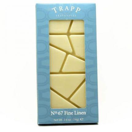 Trapp No. 67 Fine Linen Wax Melts