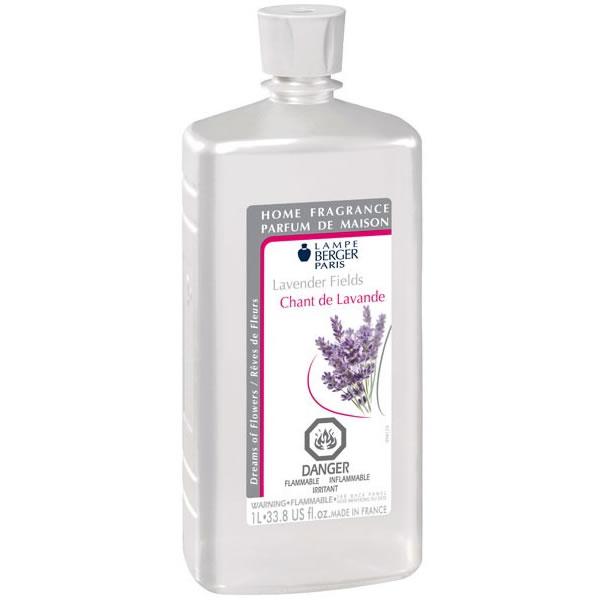 Lampe Berger Lavender Fields Fragrance Oil 1 Liter Candles Off Main