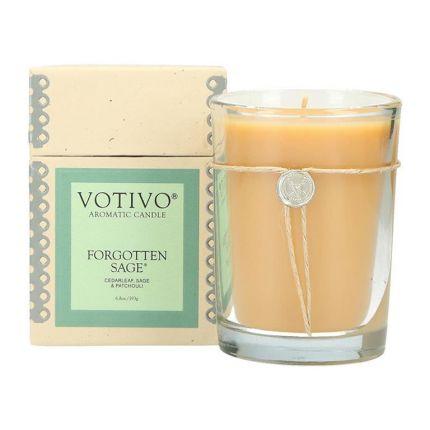 Votivo Forgotten Sage Aromatic Candle 6.8oz